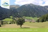 Archiv Foto Webcam Gitschberg Jochtal: Blick auf die Mittelstation Schilling 08:00