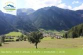 Archiv Foto Webcam Gitschberg Jochtal: Blick auf die Mittelstation Schilling 10:00