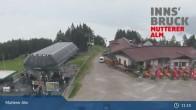 Archiv Foto Webcam Live-Cam Mutterer Alm Bergstation 05:00