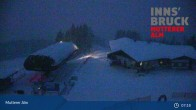 Archiv Foto Webcam Live-Cam Mutterer Alm Bergstation 14:00