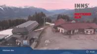 Archiv Foto Webcam Live-Cam Mutterer Alm Bergstation 15:00