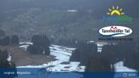 Archiv Foto Webcam Panorama Jungholz - Bergstation 21:00