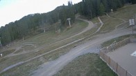 Archiv Foto Webcam Puy Saint Vincent - La Bergerie Talstation 12:00