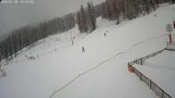 Archived image Webcam Puy Saint Vincent - La Bergerie base station 06:00