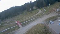 Archiv Foto Webcam Puy Saint Vincent - La Bergerie Talstation 00:00