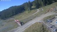 Archiv Foto Webcam Puy Saint Vincent - La Bergerie Talstation 02:00