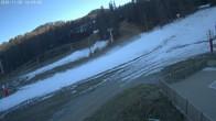 Archiv Foto Webcam Puy Saint Vincent - La Bergerie Talstation 08:00
