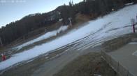 Archiv Foto Webcam Puy Saint Vincent - La Bergerie Talstation 10:00