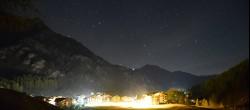 Archiv Foto Webcam Samnaun - Dorf 18:00