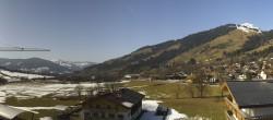 Archiv Foto Webcam Brixen im Thale - Salvenberg 06:00