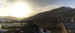 Archiv Foto Webcam Brixen im Thale - Salvenberg 10:00