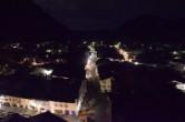 Archiv Foto Webcam Alpenwelt Karwendel - Mittenwald Kirche 20:00
