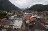 Archiv Foto Webcam Alpenwelt Karwendel - Mittenwald Kirche 00:00