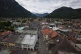 Archiv Foto Webcam Alpenwelt Karwendel - Mittenwald Kirche 04:00