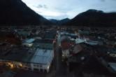 Archiv Foto Webcam Alpenwelt Karwendel - Mittenwald Kirche 01:00