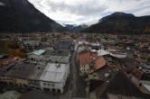 Archiv Foto Webcam Alpenwelt Karwendel - Mittenwald Kirche 05:00
