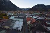 Archiv Foto Webcam Alpenwelt Karwendel - Mittenwald Kirche 02:00