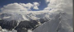 Archiv Foto Webcam Samnaun - Alp Trida Sattel 12:00
