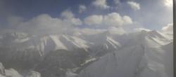 Archiv Foto Webcam Samnaun - Alp Trida Sattel 14:00