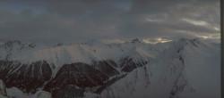 Archiv Foto Webcam Samnaun - Alp Trida Sattel 18:00