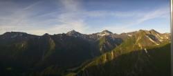 Archiv Foto Webcam Samnaun - Alp Trida Sattel 00:00