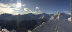 Archived image Webcam Samnaun - Alp Trida Sattel Lift 04:00