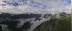 Archived image Webcam Samnaun - Alp Trida Sattel Lift 02:00