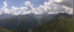 Archiv Foto Webcam Samnaun - Alp Trida Sattel 06:00