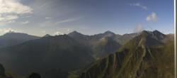 Archiv Foto Webcam Samnaun - Alp Trida Sattel 04:00