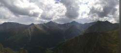 Archiv Foto Webcam Samnaun - Alp Trida Sattel 08:00