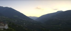Archiv Foto Webcam Südtirol - Hotel Vinea (Meran) 00:00