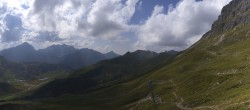 Archiv Foto Webcam Warth-Schröcken (Ski Arlberg) - Widdersteinhütte 08:00