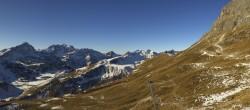 Archiv Foto Webcam Warth-Schröcken (Ski Arlberg) - Widdersteinhütte 04:00