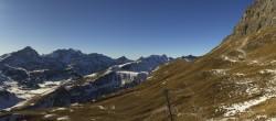 Archiv Foto Webcam Warth-Schröcken (Ski Arlberg) - Widdersteinhütte 06:00