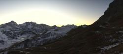 Archiv Foto Webcam Warth-Schröcken (Ski Arlberg) - Widdersteinhütte 10:00