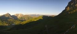 Archiv Foto Webcam Warth-Schröcken (Ski Arlberg) - Widdersteinhütte 00:00