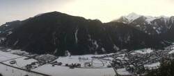 Archiv Foto Webcam Mayrhofen im Zillertal - Gasthof Zimmereben 02:00