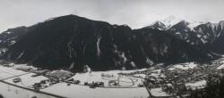 Archiv Foto Webcam Mayrhofen im Zillertal - Gasthof Zimmereben 06:00