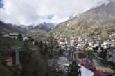 Archiv Foto Webcam Zermatt - Matterhornblick Hotel Schönegg 04:00