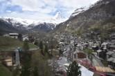 Archiv Foto Webcam Zermatt - Matterhornblick Hotel Schönegg 06:00