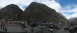 Archiv Foto Webcam Zermatt - Hotel Zermatterhof 08:00