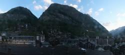 Archived image Webcam Zermatt - Grand Hotel Zermatterhof 00:00