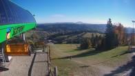 Archiv Foto Webcam Slotwiny Arena - Bergstation Sessellift 05:00