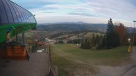 Archiv Foto Webcam Slotwiny Arena - Bergstation Sessellift 11:00