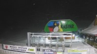 Archived image Webcam Kasina Ski - Base Station 23:00