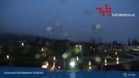 Archiv Foto Webcam Wattens: Außengelände Swarovski Kristallwelten 07:00