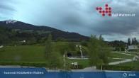 Archiv Foto Webcam Wattens: Außengelände Swarovski Kristallwelten 19:00