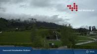 Archiv Foto Webcam Wattens: Außengelände Swarovski Kristallwelten 03:00