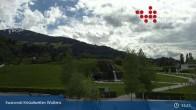 Archiv Foto Webcam Wattens: Außengelände Swarovski Kristallwelten 09:00