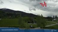 Archiv Foto Webcam Wattens: Außengelände Swarovski Kristallwelten 11:00